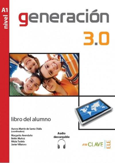 Generación 3.0 A1 libro del alumno