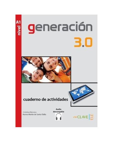 Generación 3.0 A1 cuaderno de actividades