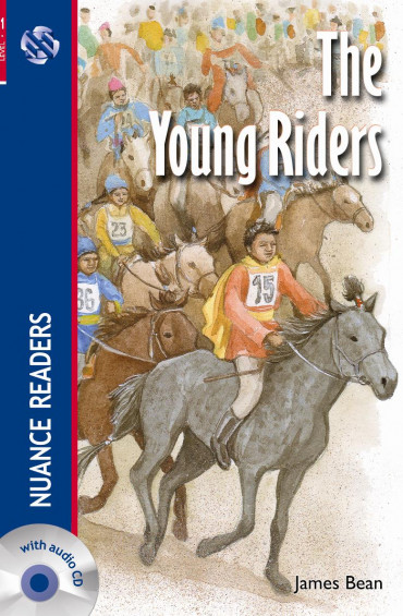 The Young Riders +CD (Level 1)