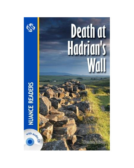 Death at Hadrian's Wall +CD (Level 2)