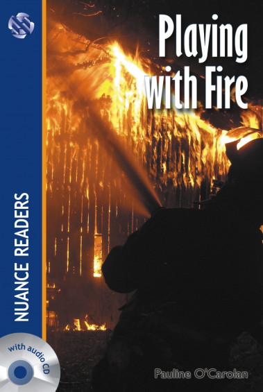 Playing with Fire +CD (Level 2)