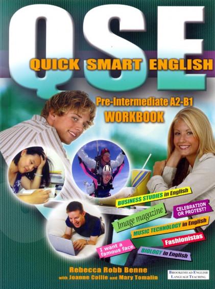 Quick Smart English A2-B1 Workbook