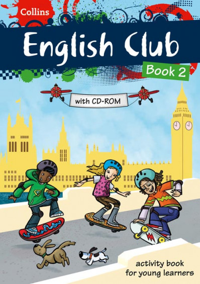 Collins English Club 2 with CD