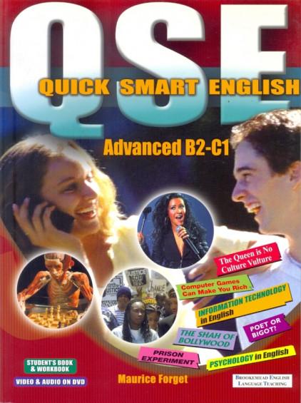 Quick Smart English B2-C1 (SB & WB) + DVD
