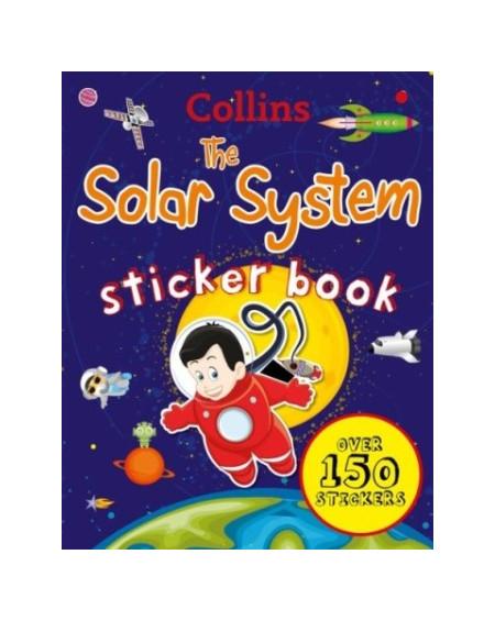The Solar System Sticker Book