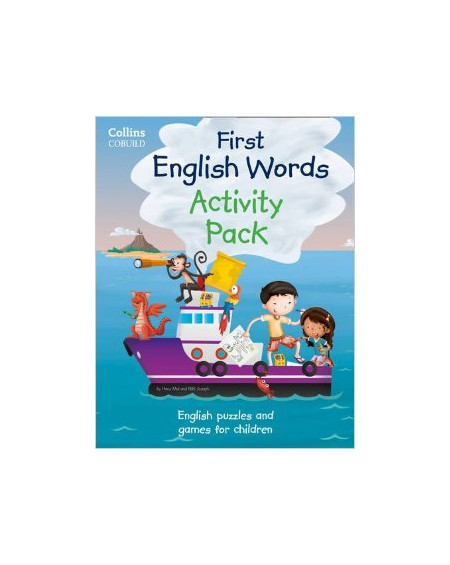 Collins First English Words - Activity Pack