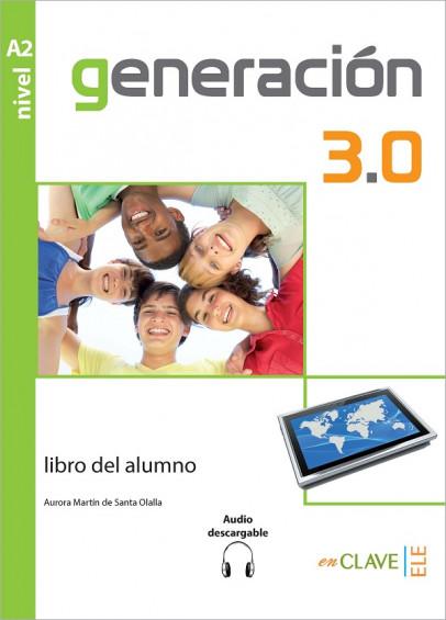 Generación 3.0 A2 libro del alumno