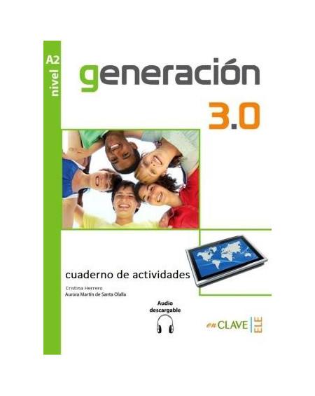 Generación 3.0 A2 cuaderno de actividades