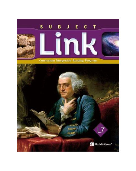 Subject Link L7 with Workbook +CD