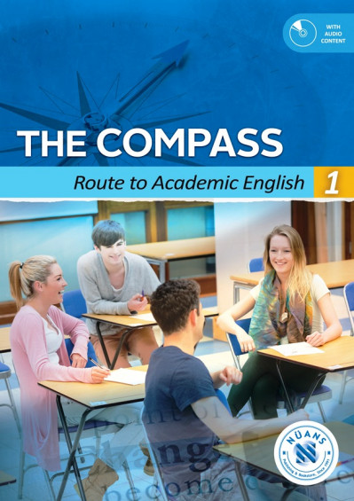 THE COMPASS: Route to Academic English 1 +Audio