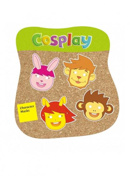 Cosplay Masks (Teddy)