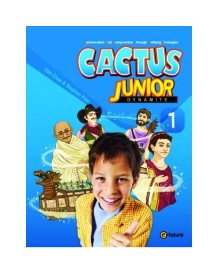 Cactus Junior 1 with Workbook +CD