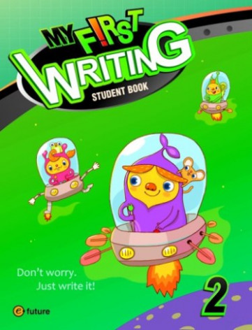 My First Writing 2 Student Book