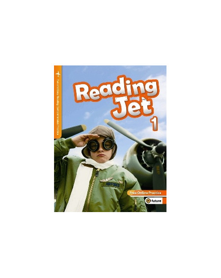 Reading Jet 1 with Workbook +CD