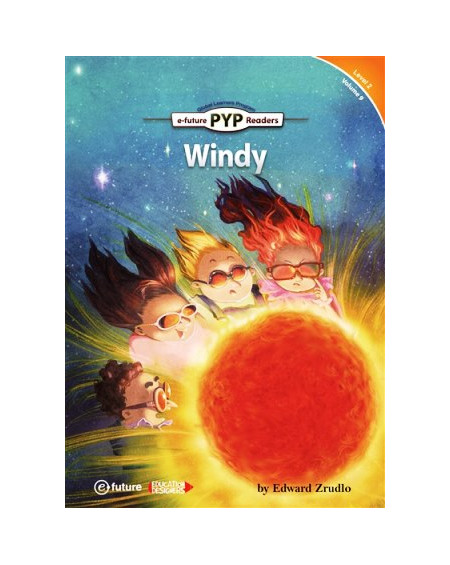 Windy (PYP Readers 2)