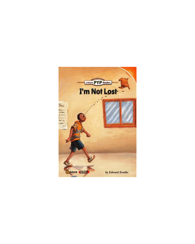 I'm Not Lost (PYP Readers 2)