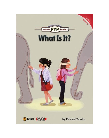 What Is It? (PYP Readers 3)
