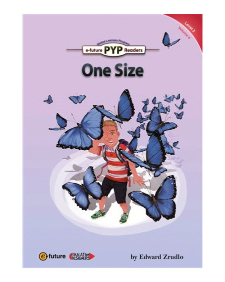 One Size (PYP Readers 3)