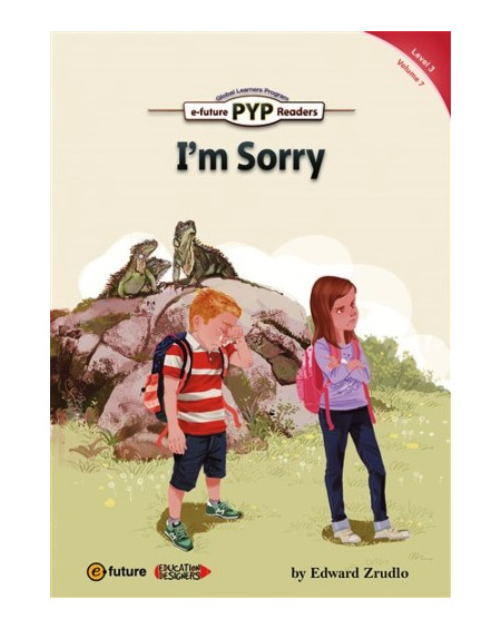 I'm Sorry (PYP Readers 3)