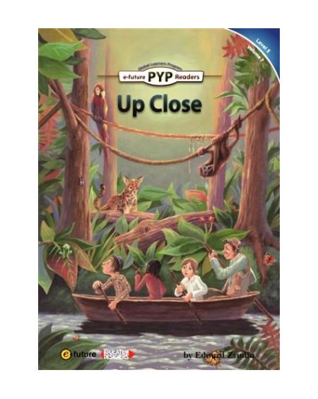Up Close (PYP Readers 5)