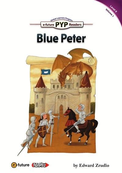 Blue Peter (PYP Readers 6)