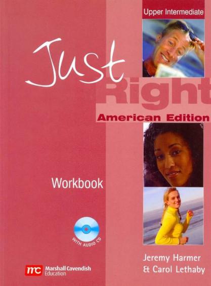 Just Right Upper Intermediate Student's Book