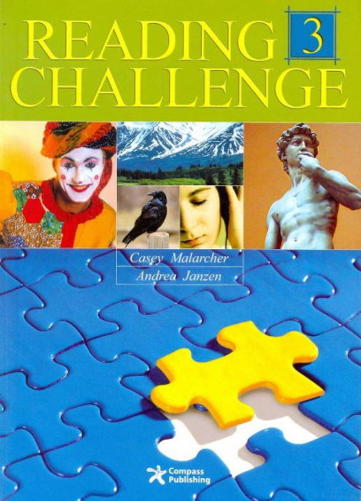 Reading Challenge 3 +CD