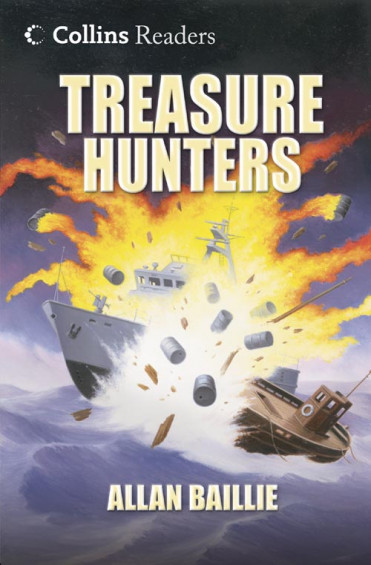 Treasure Hunters (Collins Readers)