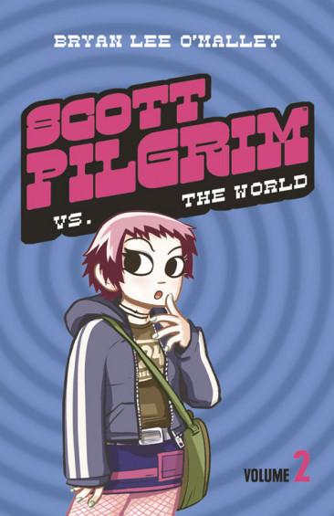 Scott Pilgrim vs the World - Scott Pilgrim 2
