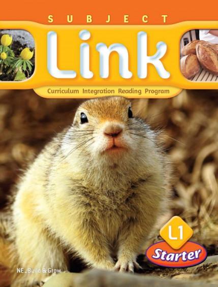 Subject Link Starter 1 with Workbook +MultiRom CD