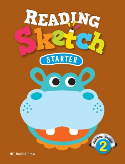 Reading Sketch Starter 2 with Workbook +MultiRom CD