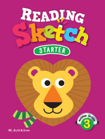 Reading Sketch Starter 3 with Workbook +MultiRom CD