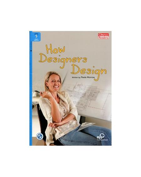How Designers Design + Downloadable Audio (Compass Readers 5)