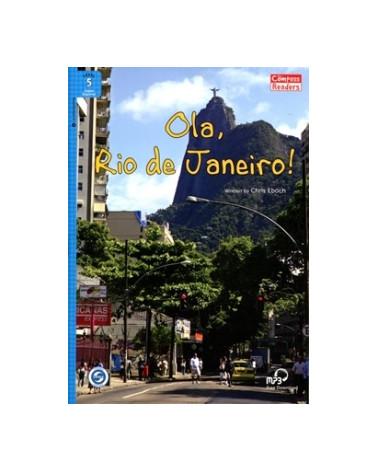Ola, Rio de Janeiro! + Downloadable Audio (Compass Readers 5)