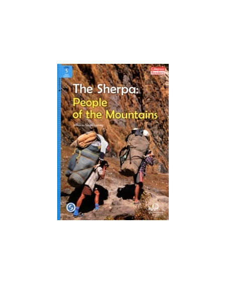 The Sherpa: People of the Mountains + Downloadable Audio (Compass Readers 5)