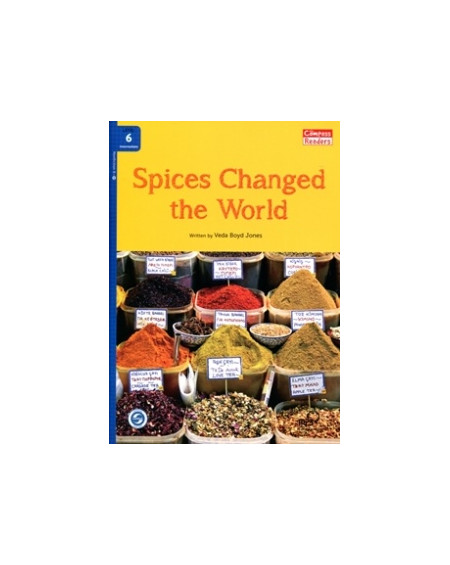 Spices Changed the World + Downloadable Audio (Compass Readers 6)
