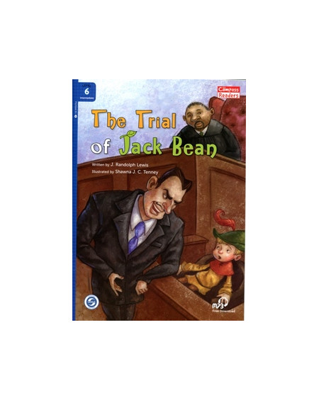 The Trial of Jack Bean + Downloadable Audio (Compass Readers 6)