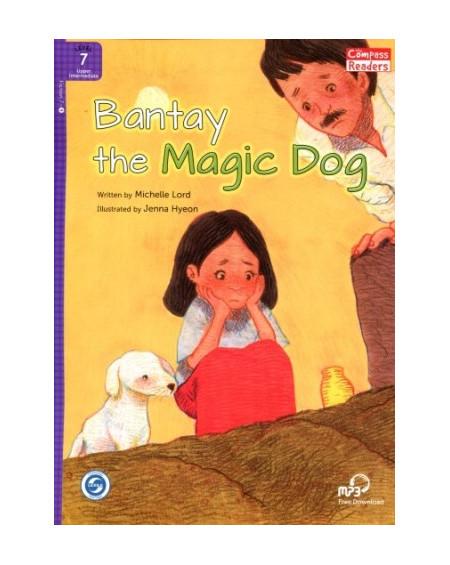 Bantay the Magic Dog + Downloadable Audio (Compass Readers 7)