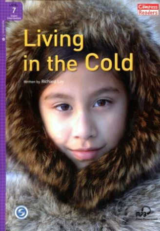 Living in the Cold + Downloadable Audio (Compass Readers 7)