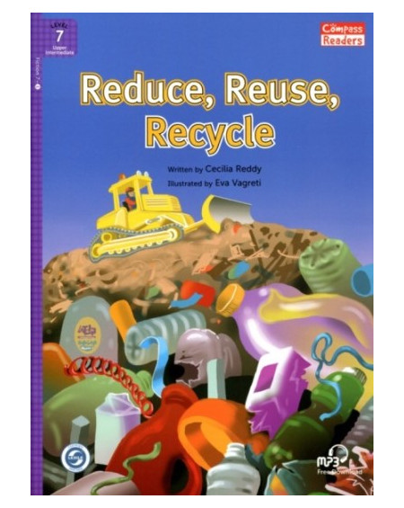 Reduce, Reuse, Recycle + Downloadable Audio (Compass Readers 7)