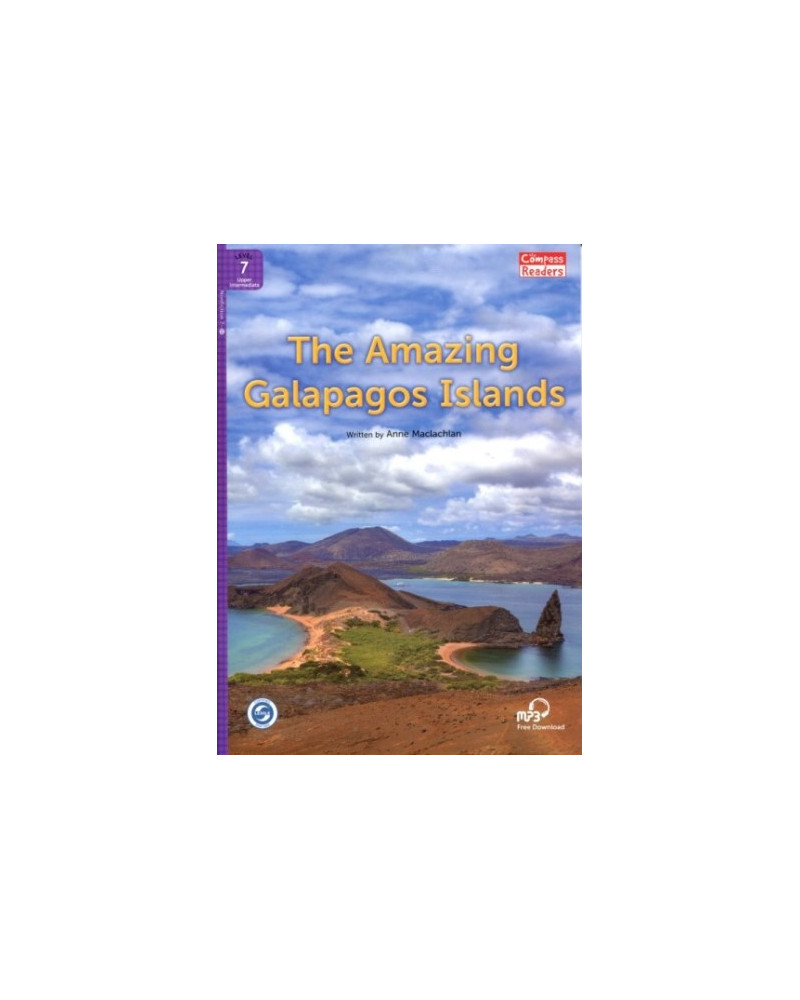 The Amazing Galapagos Islands + Downloadable Audio (Compass Readers 7)