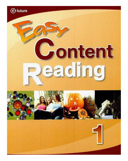 Easy Content Reading 1 +CD