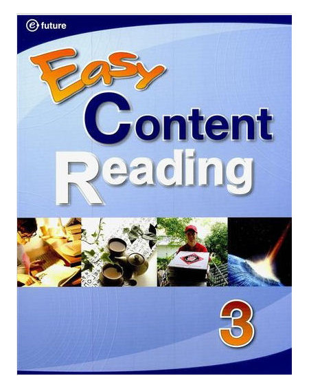 Easy Content Reading 3 +CD
