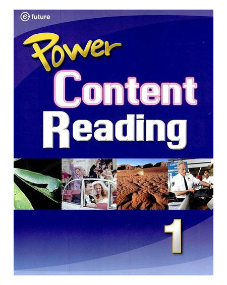 Power Content Reading 1 +CD