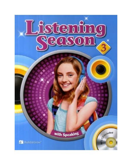 Listening Season 3 with Workbook +MP3 CD (2nd Edition)