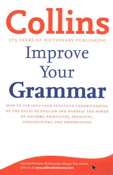 Collins Improve Your Grammar