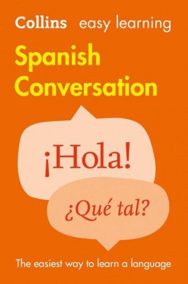 Easy Learning Spanish Conversation [Second edition]