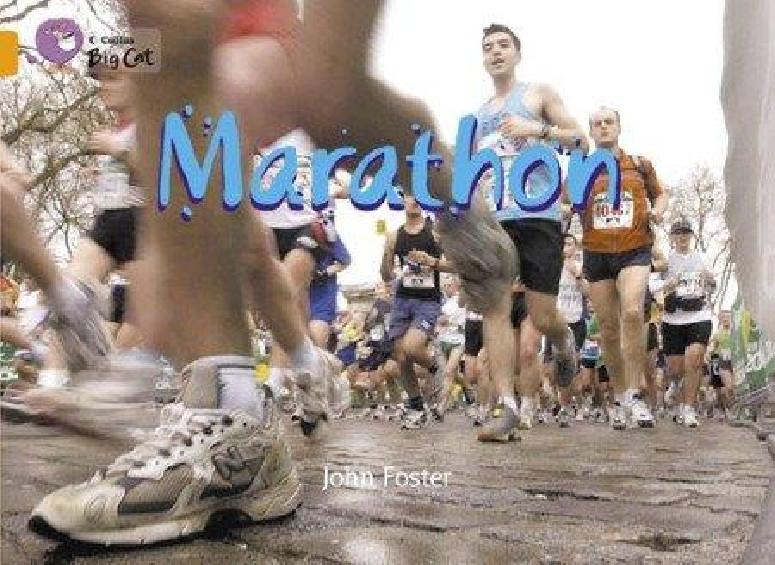 Collins Big Cat - Marathon (Band 06/Orange)