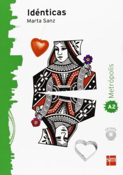 Idénticas +CD (Metrópolis A2 Romántica)
