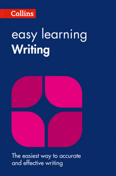 Collins Easy Learning Writing (2nd Edition)